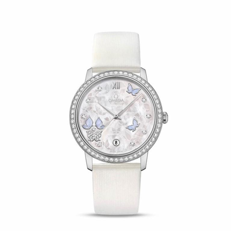 Omega - De ville Prestige Butterfly co-axial chronometer